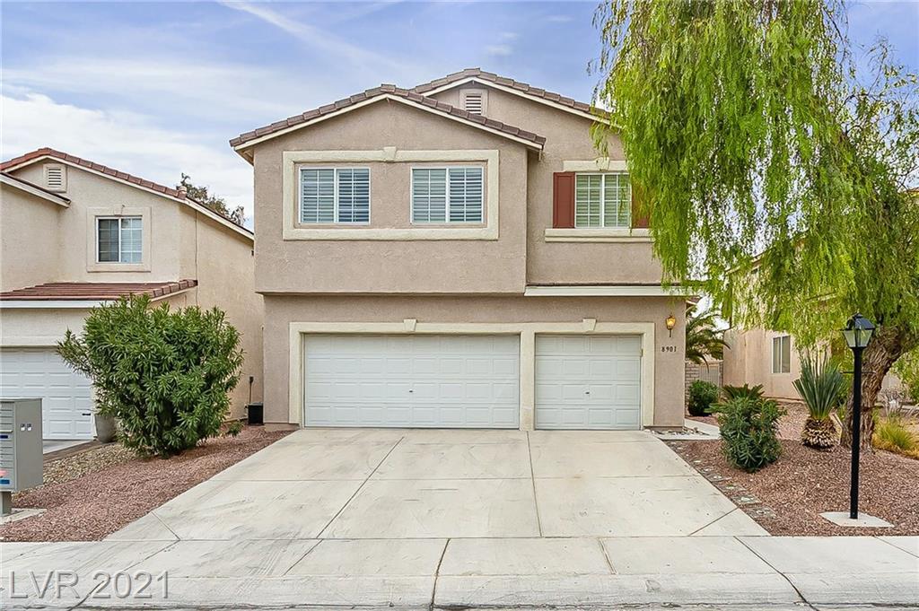 8901 Tumblewood Avenue Property Photo - Las Vegas, NV real estate listing