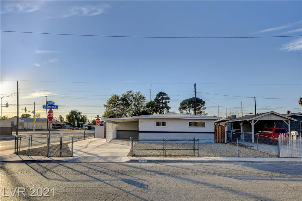 2701 Saint George Street Property Photo - North Las Vegas, NV real estate listing