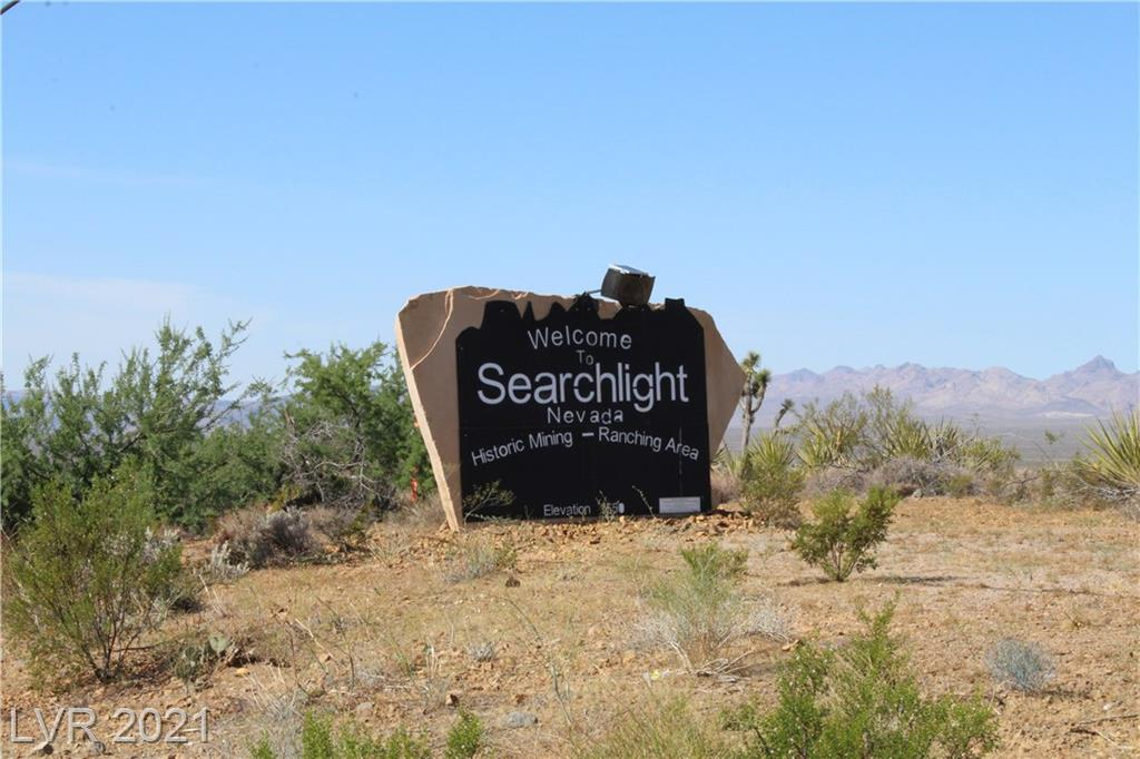 450 N Lincoln Street Property Photo - Searchlight, NV real estate listing