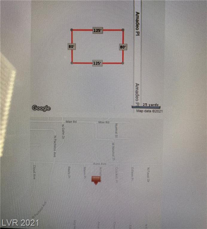 6410 Amadeo Place Property Photo - Pahrump, NV real estate listing