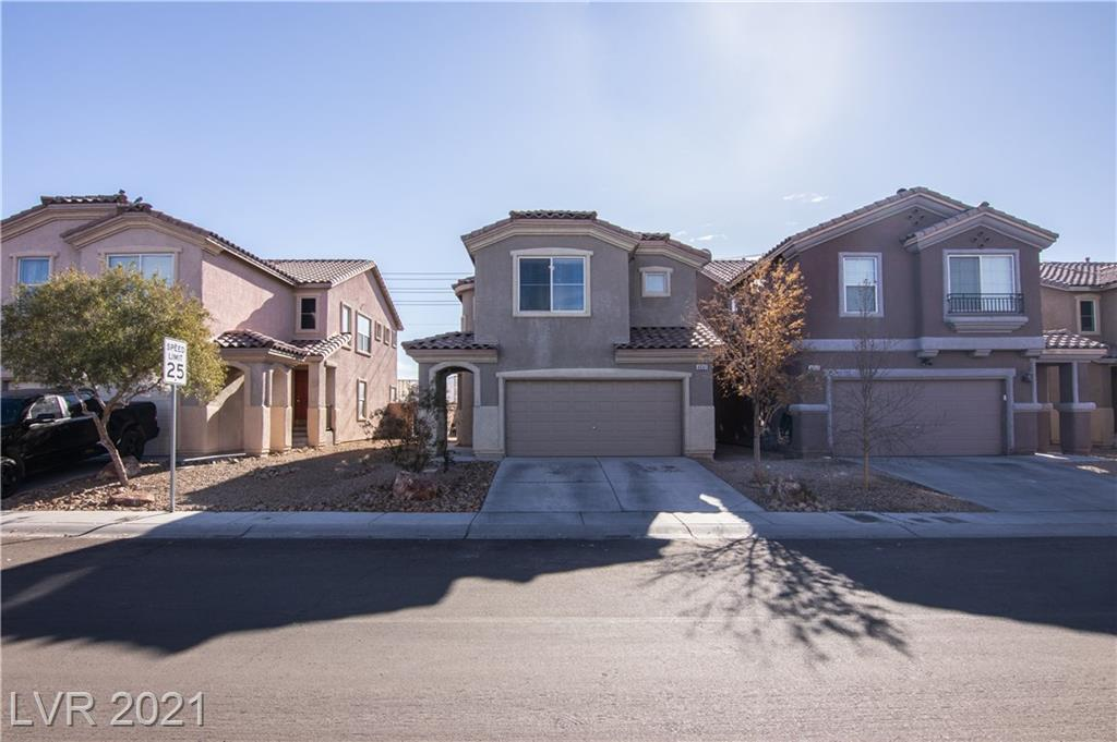 4551 Chanted Heart Avenue Property Photo - Las Vegas, NV real estate listing