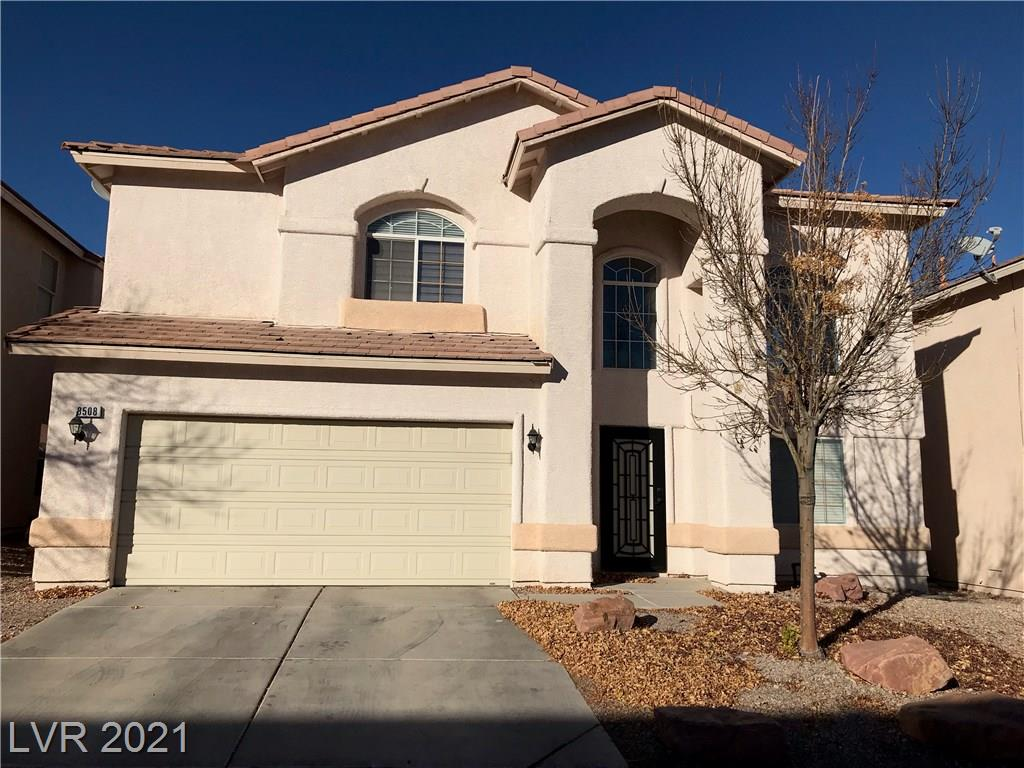 8508 Twinkling Topaz Avenue Property Photo - Las Vegas, NV real estate listing
