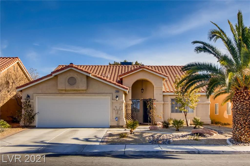 2498 Shatz Street Property Photo - Las Vegas, NV real estate listing