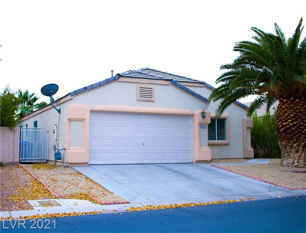 5421 Eagle Claw Avenue Property Photo - Las Vegas, NV real estate listing