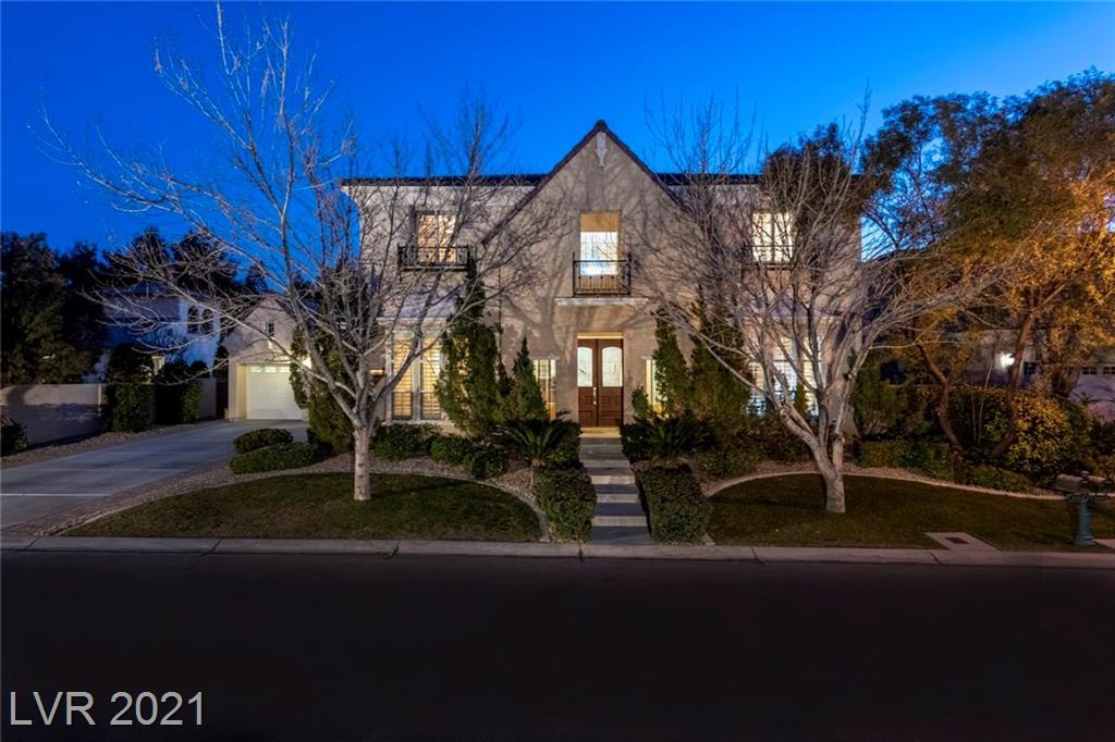 3427 Alpine Lily Drive Property Photo - Las Vegas, NV real estate listing