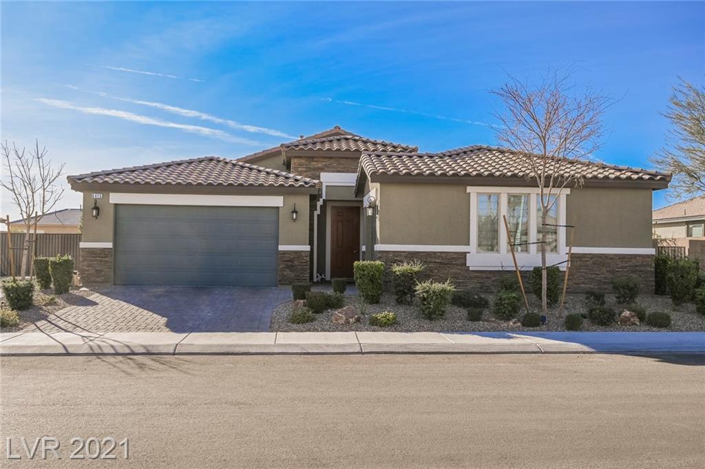 6415 Matthew Hills Court Property Photo - Las Vegas, NV real estate listing