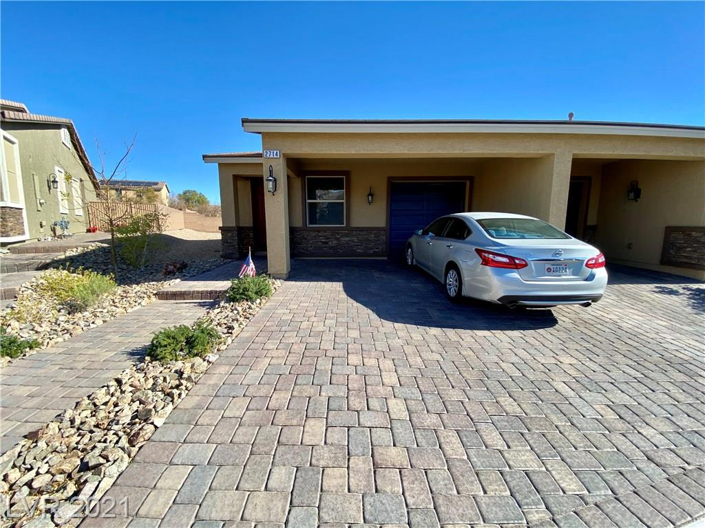 2714 Beacon Rock Drive Property Photo - Laughlin, NV real estate listing