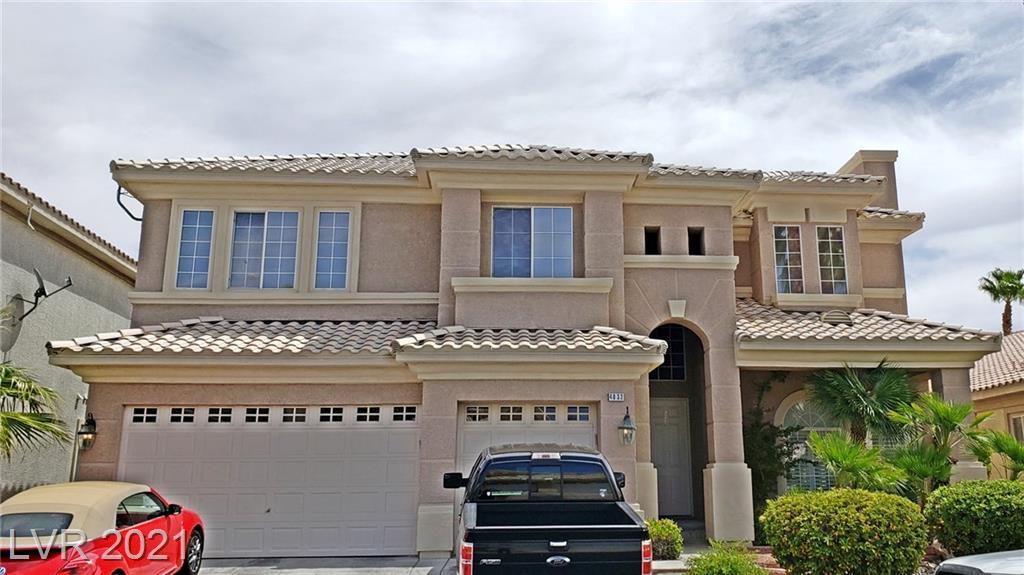 4832 Stavanger Lane Property Photo - Las Vegas, NV real estate listing