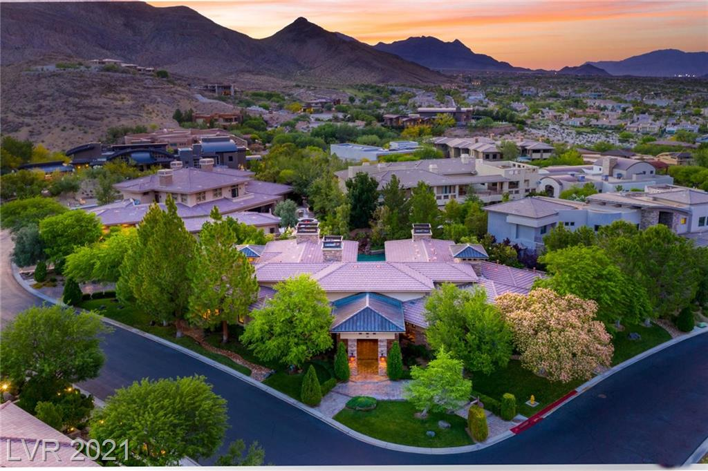 18 MISTY PEAKS Court Property Photo - Las Vegas, NV real estate listing