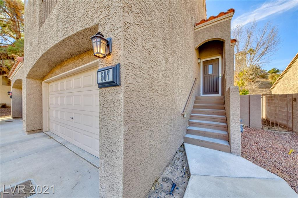 507 Sutters Mill Court Property Photo - Henderson, NV real estate listing