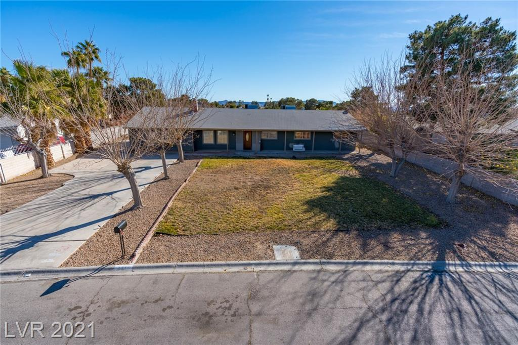 2687 Brockington Drive Property Photo - Las Vegas, NV real estate listing