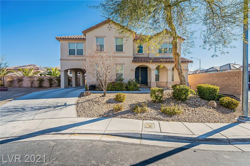 2612 Cliff Lodge Avenue Property Photo - North Las Vegas, NV real estate listing