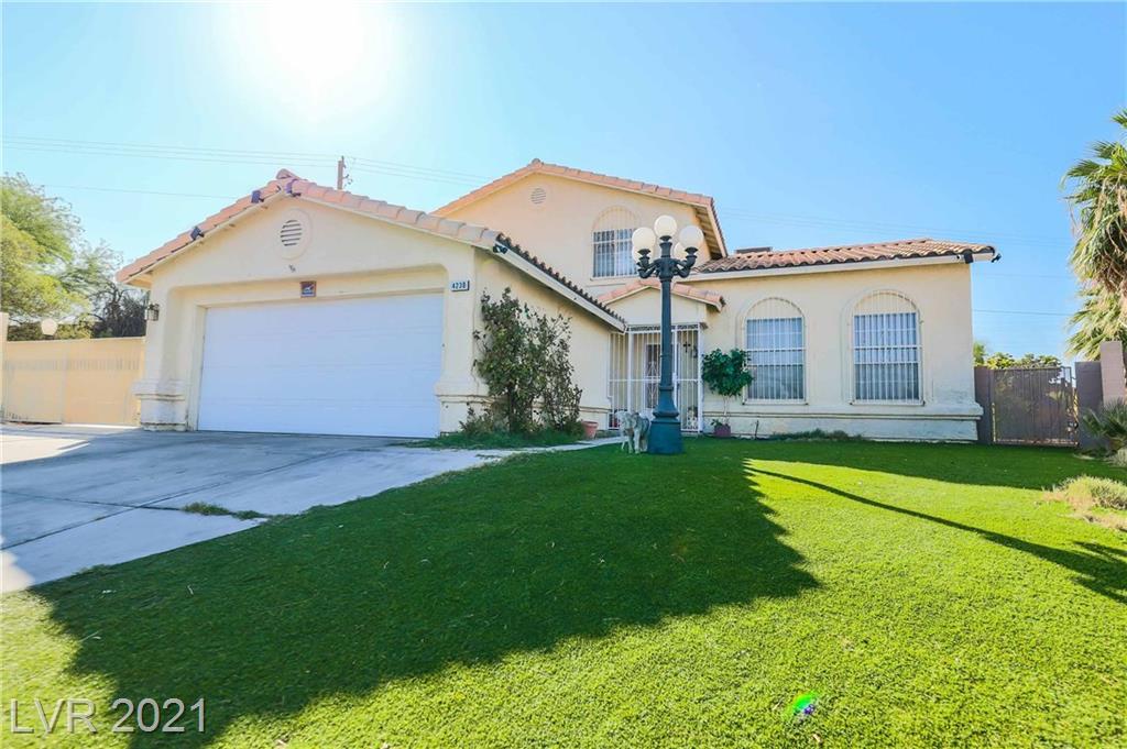 4230 El Como Way Property Photo - Las Vegas, NV real estate listing