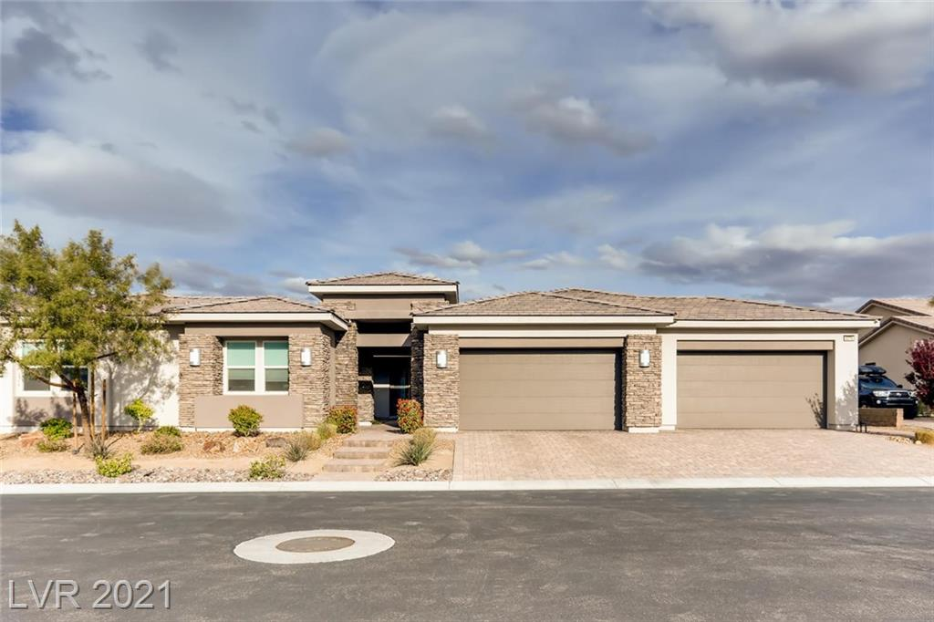 8376 Sweetwater Creek Way Property Photo - Las Vegas, NV real estate listing
