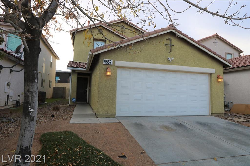 9569 Colorado Blue Street Property Photo - Las Vegas, NV real estate listing