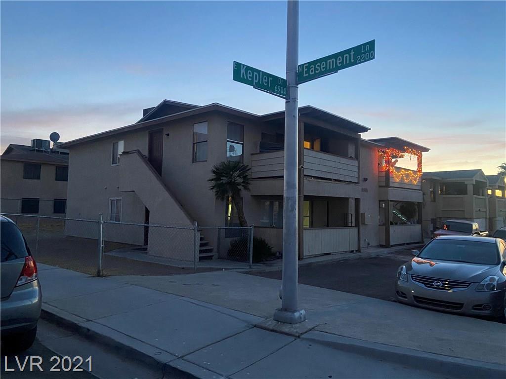6991 Kepler Drive Property Photo - Las Vegas, NV real estate listing