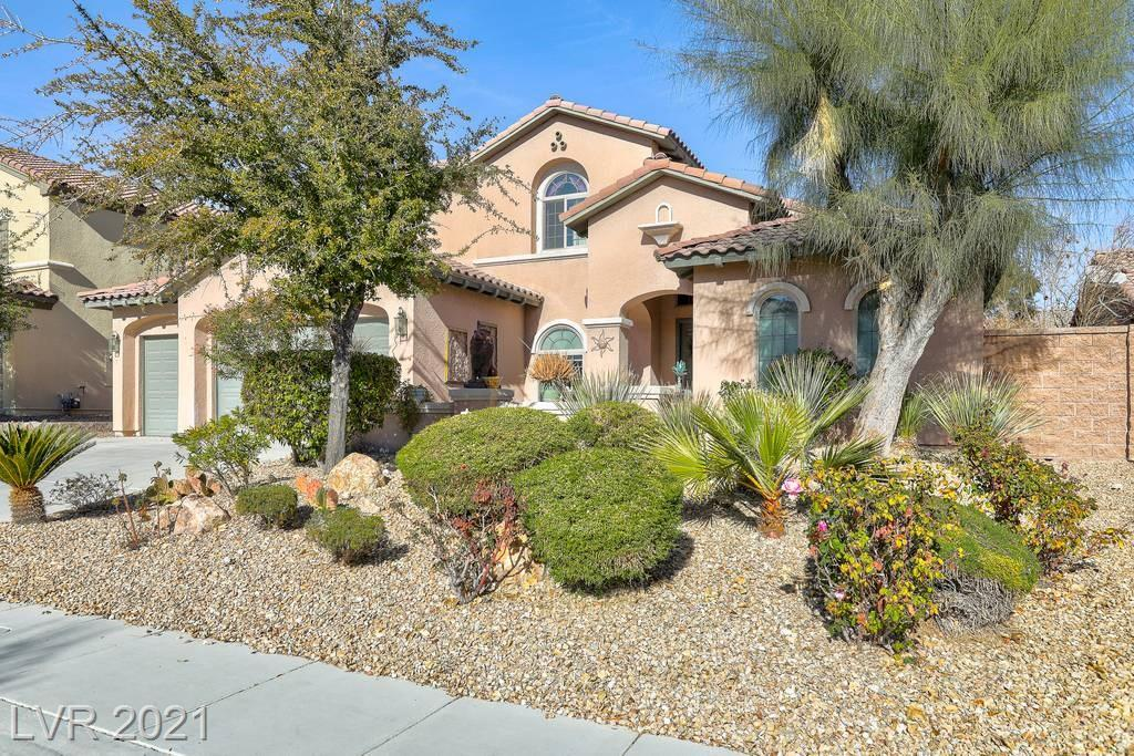 3812 Specula Wing Drive Property Photo - North Las Vegas, NV real estate listing