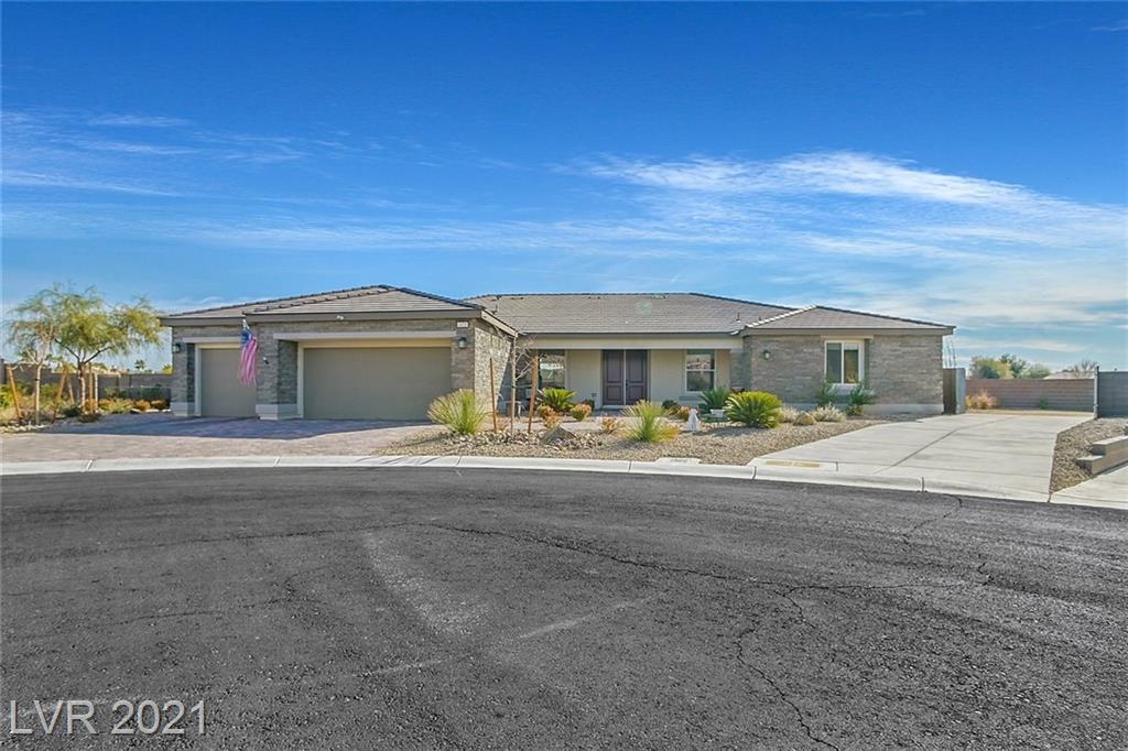 4420 Bonita Vista Street Property Photo - Las Vegas, NV real estate listing