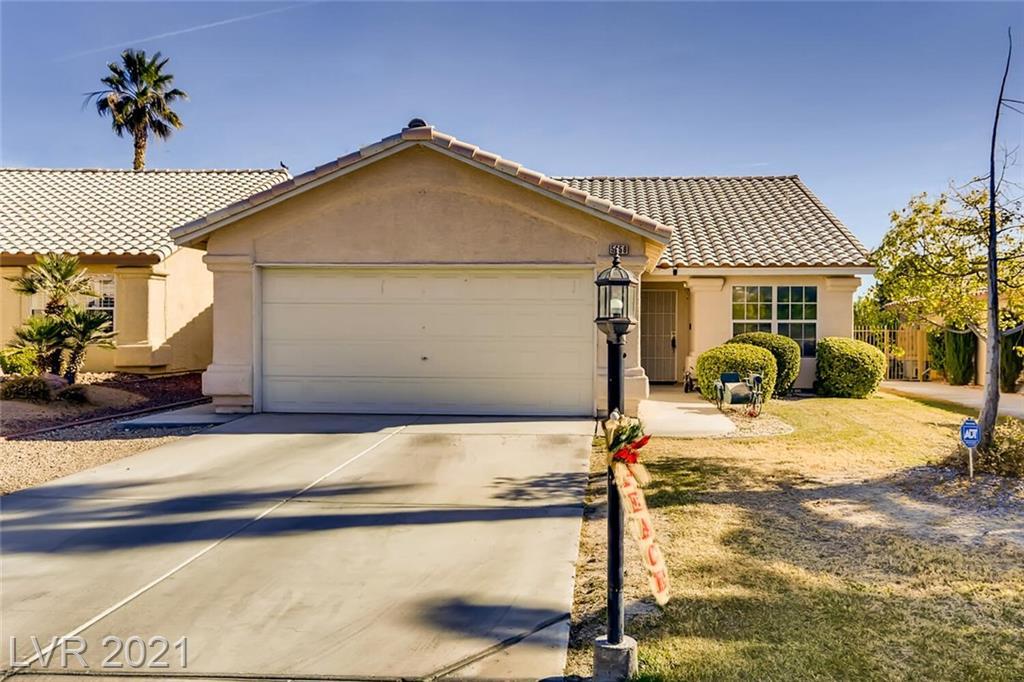 5456 Patchwood Court Property Photo - Las Vegas, NV real estate listing
