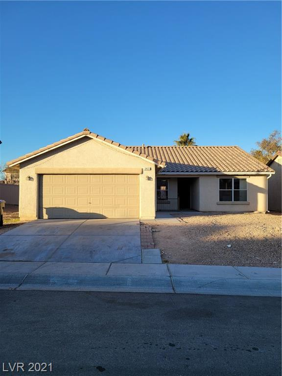 342 Common Court Property Photo - North Las Vegas, NV real estate listing