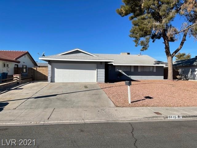 5415 Tamarus Street Property Photo - Las Vegas, NV real estate listing