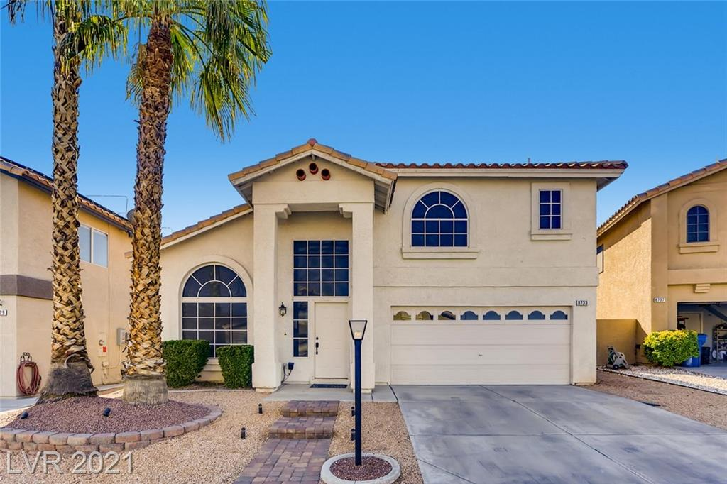 8733 Western Saddle Avenue Property Photo - Las Vegas, NV real estate listing