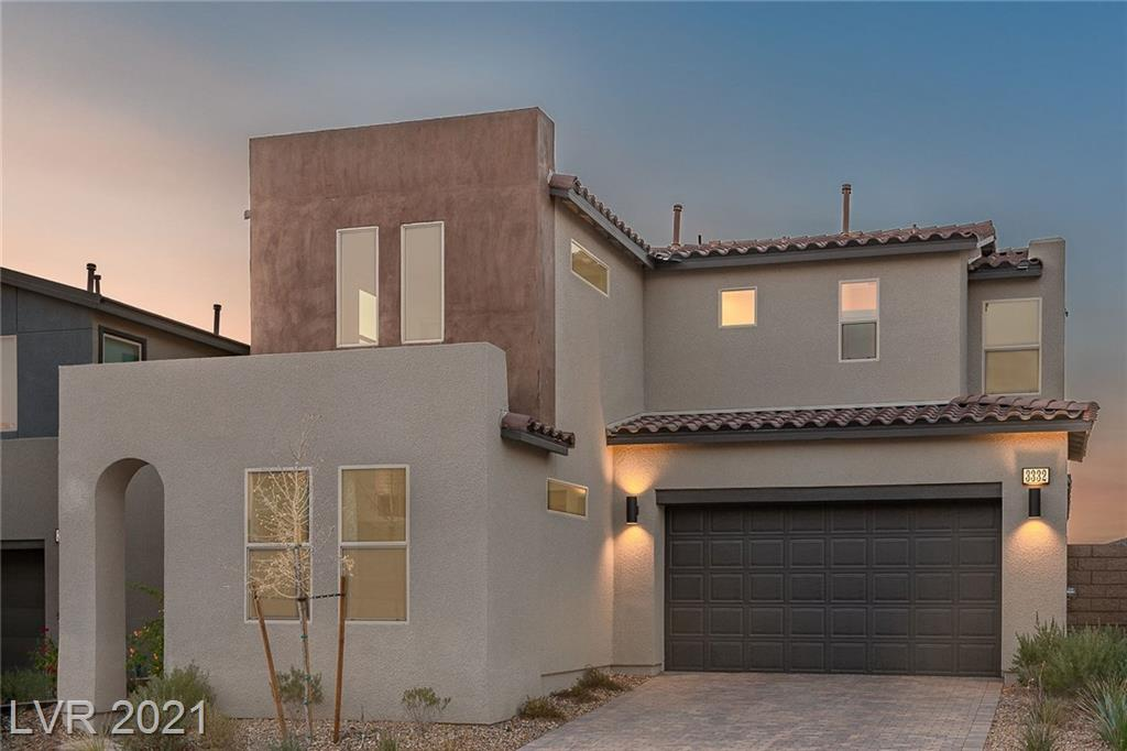 3332 Solento Lane Property Photo - Henderson, NV real estate listing