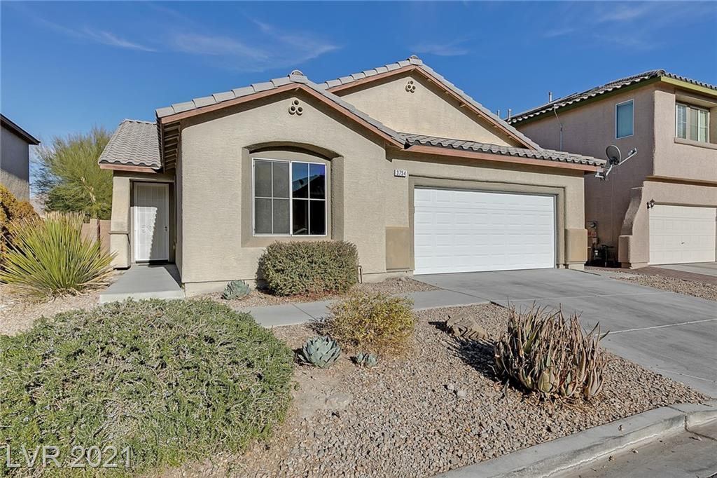 3754 Tundra Swan Street Property Photo - Las Vegas, NV real estate listing
