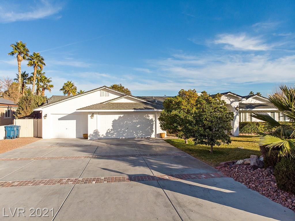 2660 Bronco Street Property Photo - Las Vegas, NV real estate listing