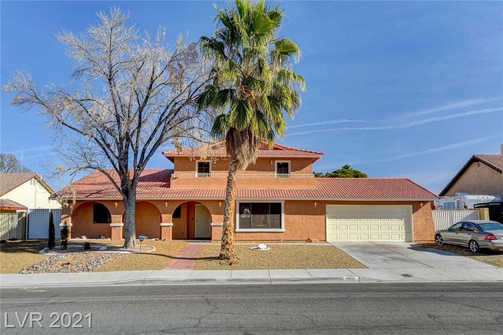1300 Oak Tree Lane Property Photo - Las Vegas, NV real estate listing