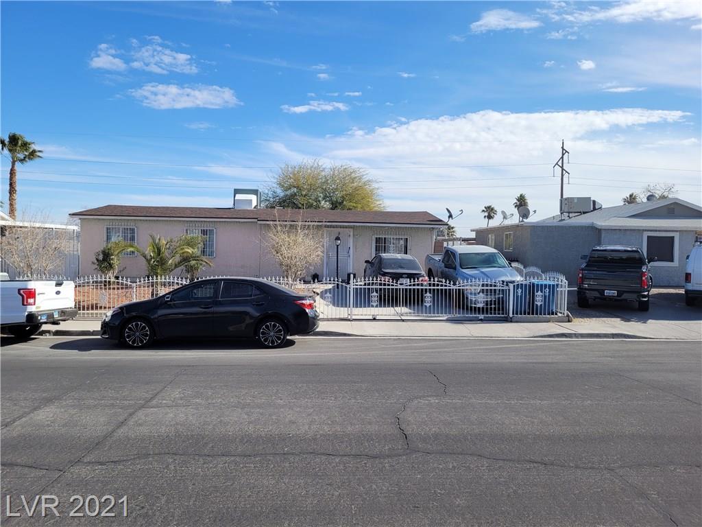 505 Palmhurst Drive Property Photo - Las Vegas, NV real estate listing