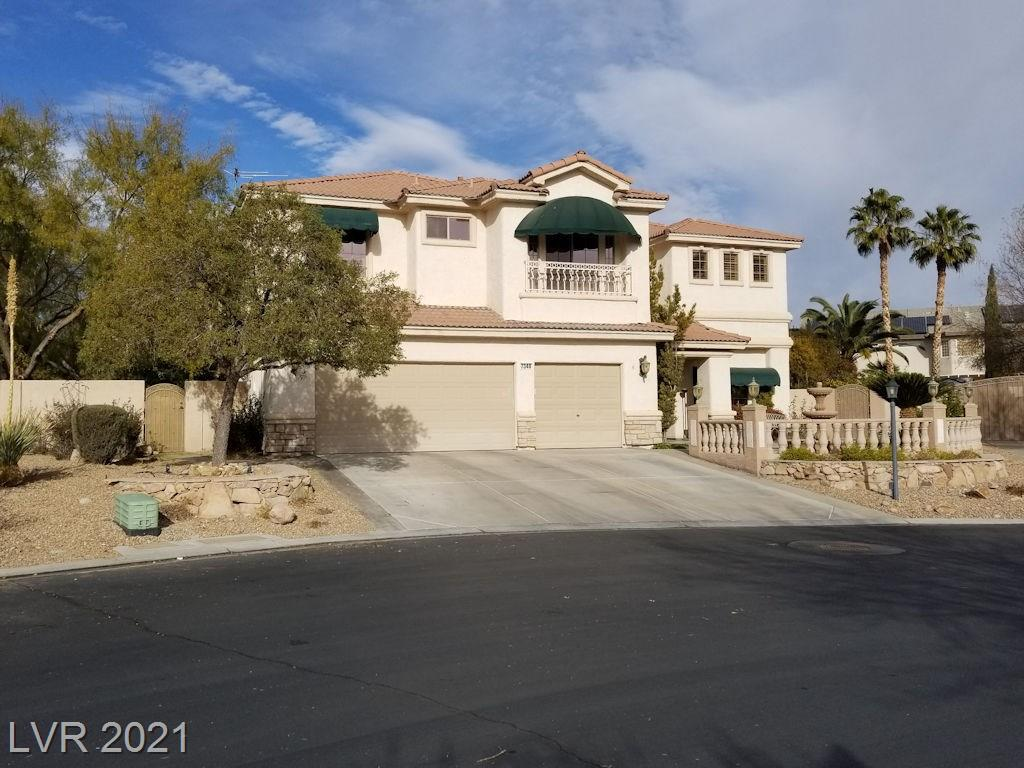 7340 Falvo Avenue Property Photo - Las Vegas, NV real estate listing