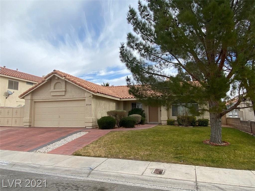2928 Charring Cross Way Property Photo - Las Vegas, NV real estate listing
