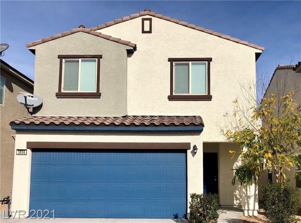 3656 Via Del Robles Avenue Property Photo - Las Vegas, NV real estate listing