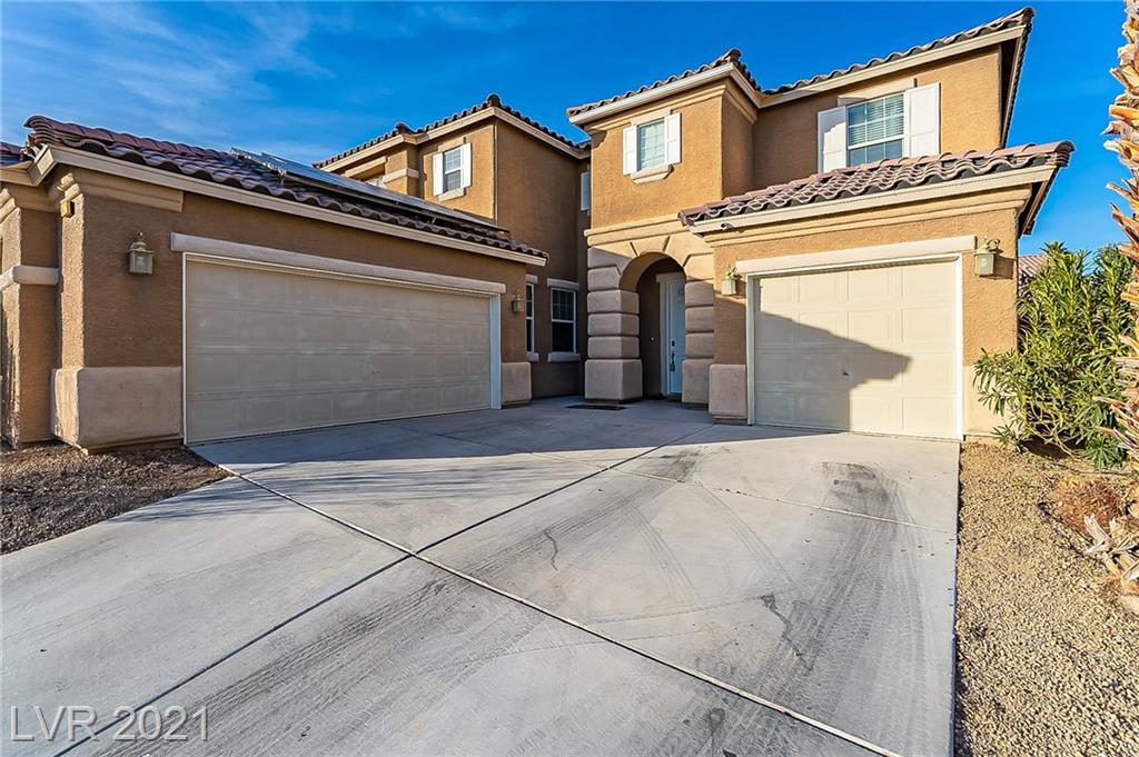 2412 Mountain Rail Drive Property Photo - Las Vegas, NV real estate listing