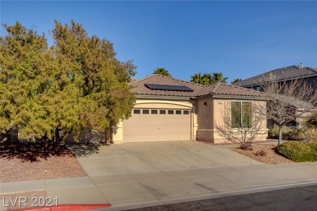 976 Mackenzie Creek Avenue Property Photo - Henderson, NV real estate listing