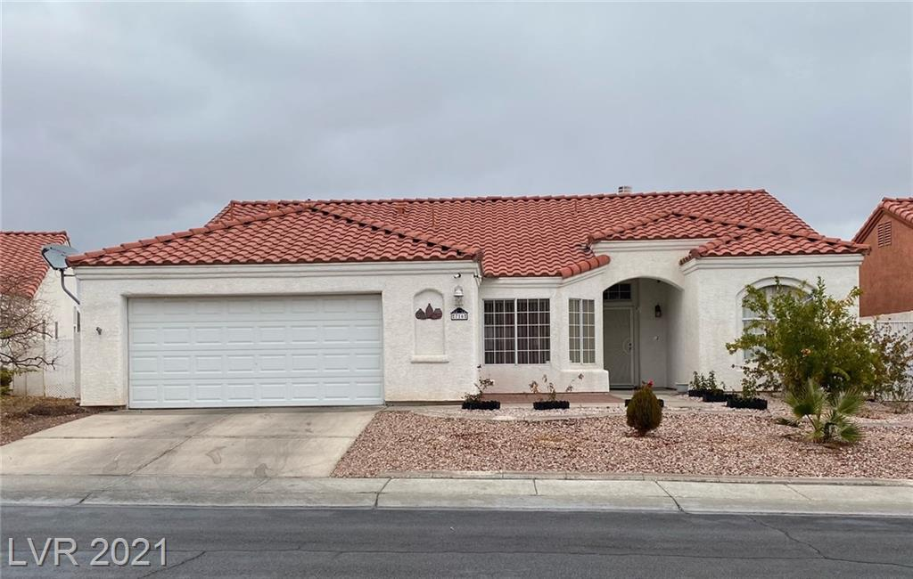 716 Colonnade Row Drive Property Photo - North Las Vegas, NV real estate listing