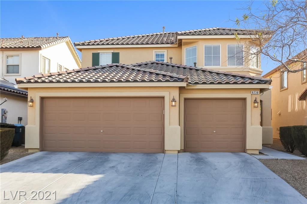8238 San Mateo Street Property Photo - North Las Vegas, NV real estate listing