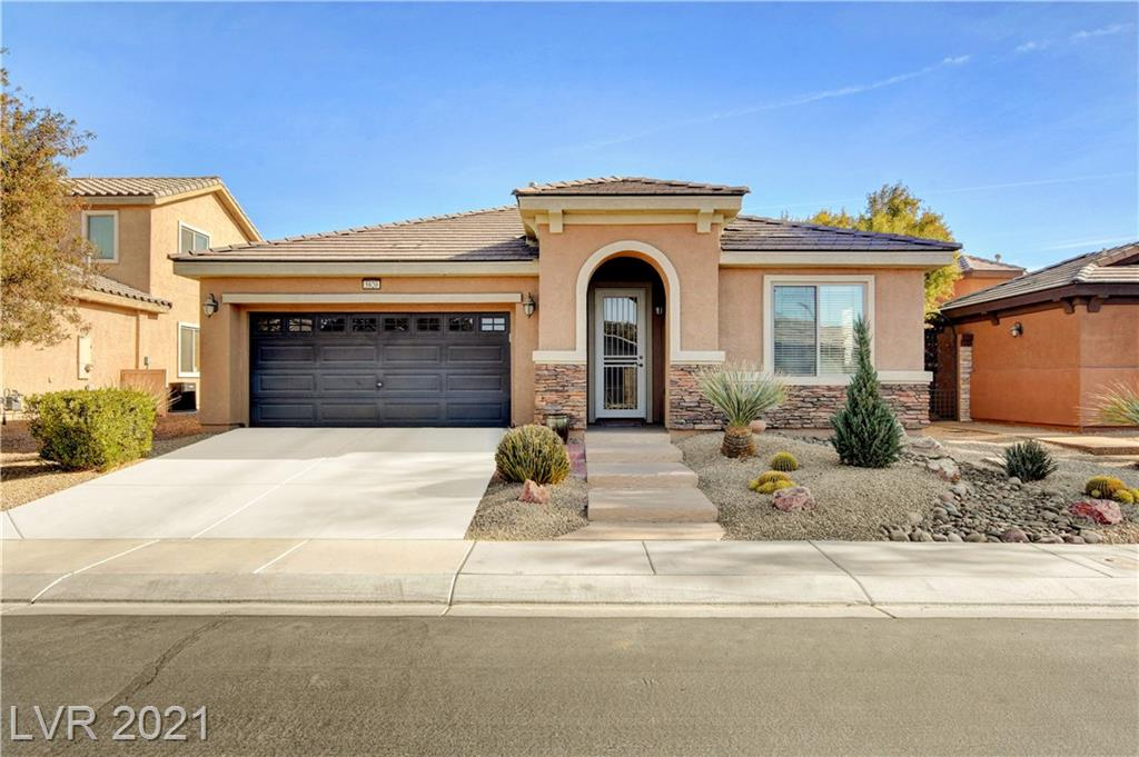 5820 Sagamore Canyon Street Property Photo - North Las Vegas, NV real estate listing