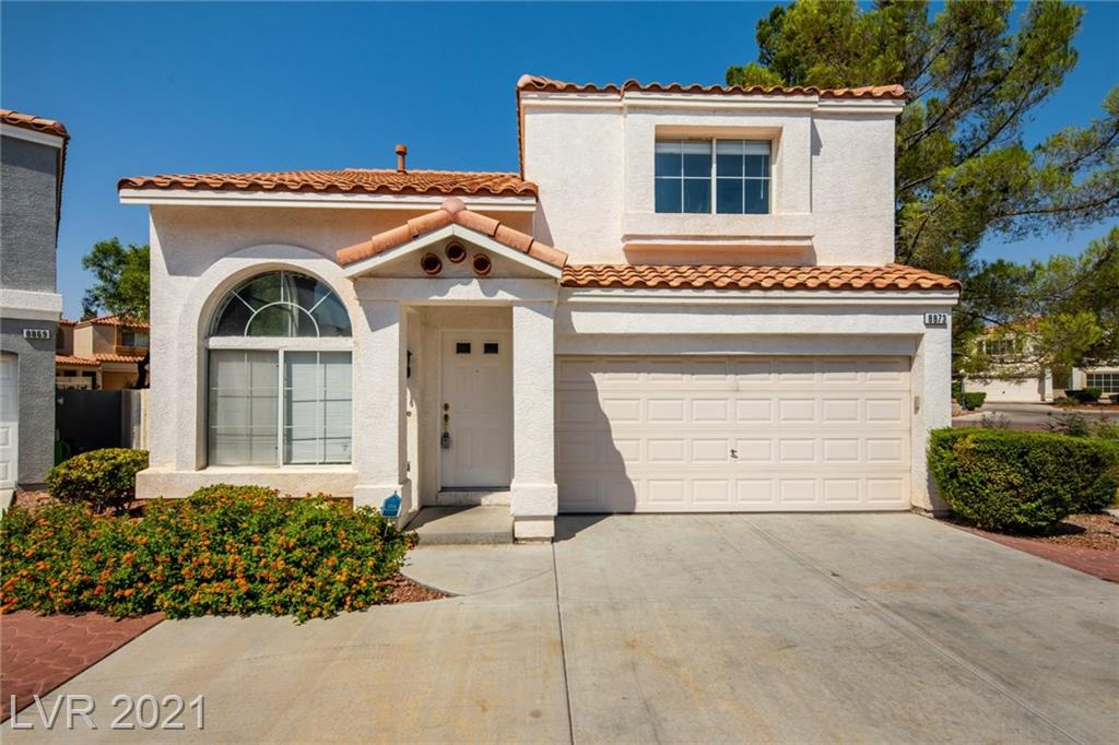 8873 Hampton Green Avenue Property Photo - Las Vegas, NV real estate listing