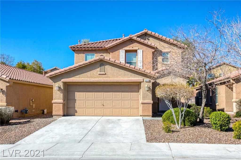 Copper Smith Court Property Photo - North Las Vegas, NV real estate listing