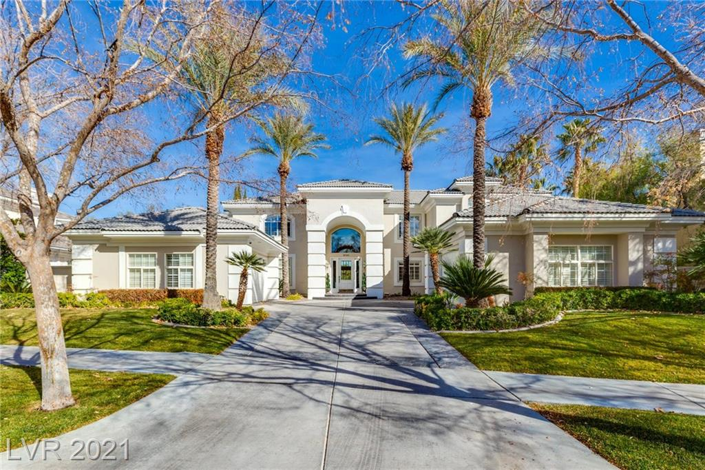 9140 Golden Eagle Drive Property Photo - Las Vegas, NV real estate listing