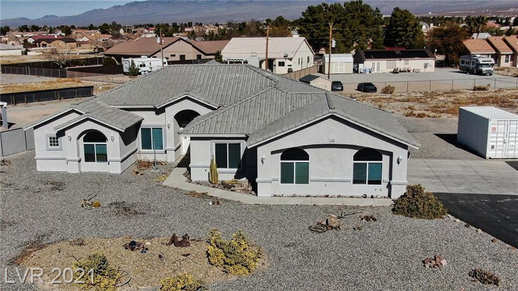140 Chevron Street Property Photo - Pahrump, NV real estate listing