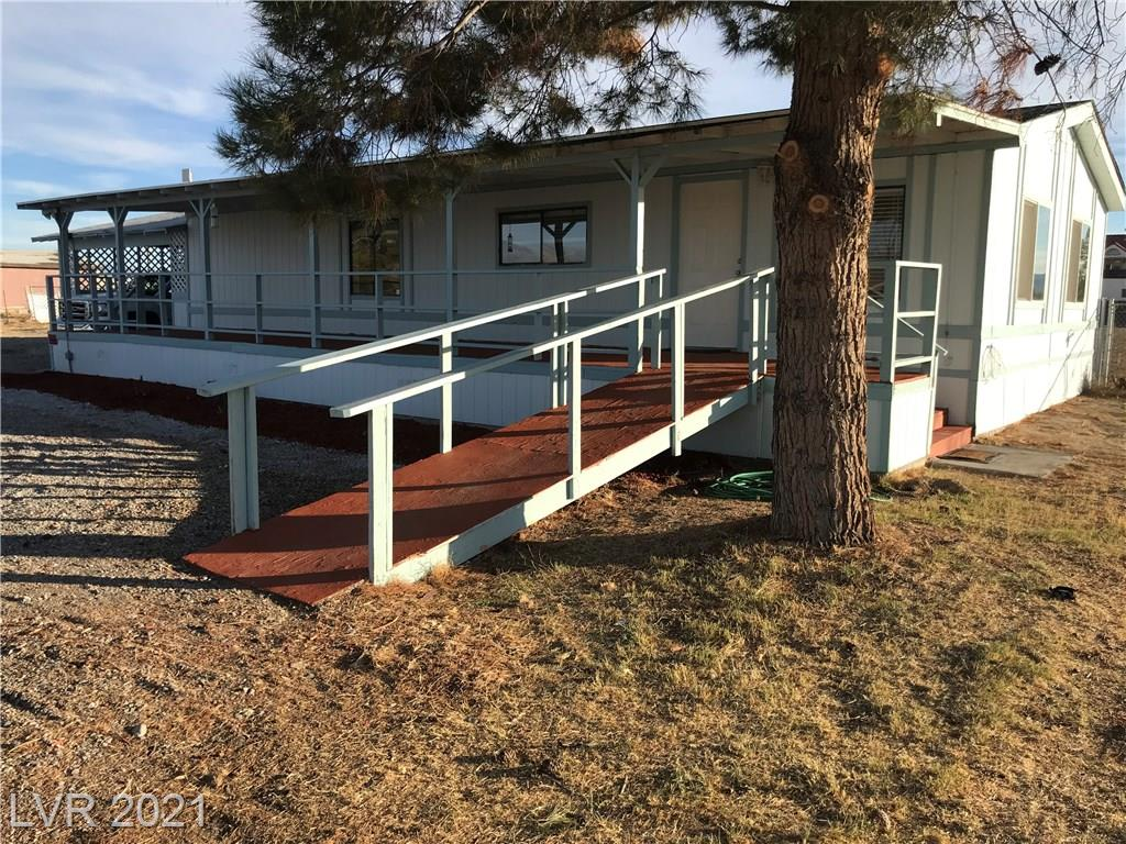 1051 Manse Road Property Photo - Pahrump, NV real estate listing