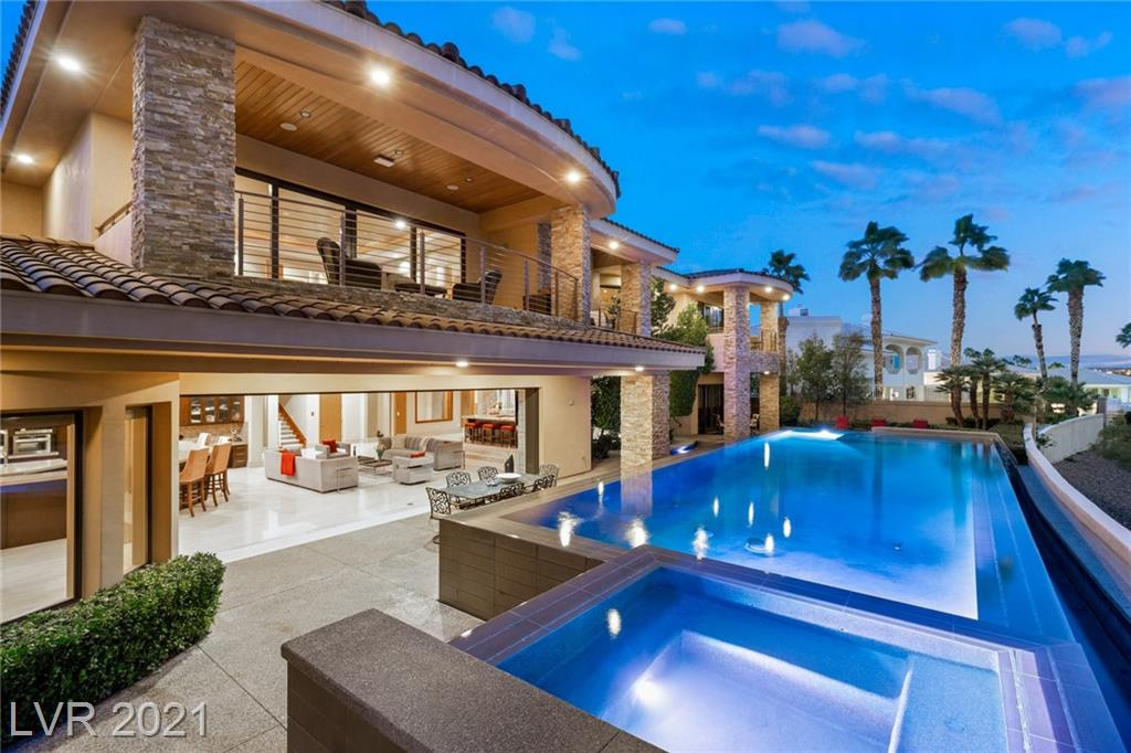 5128 SCENIC RIDGE Drive Property Photo - Las Vegas, NV real estate listing