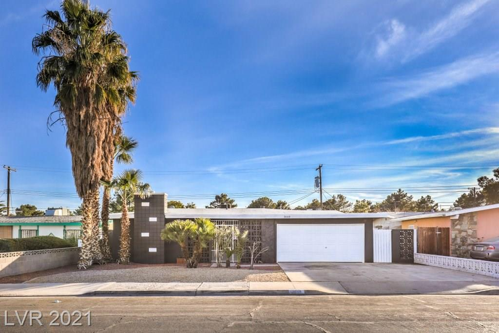 3809 San Angelo Avenue Property Photo - Las Vegas, NV real estate listing