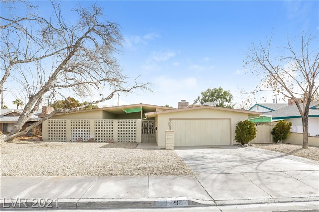 912 Niblick Drive Property Photo - Las Vegas, NV real estate listing