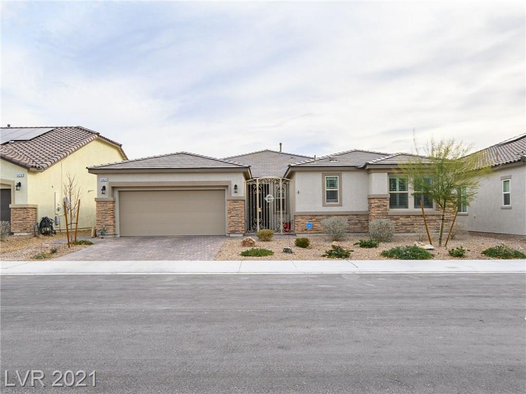 5424 Kamilla Raen Street Property Photo - North Las Vegas, NV real estate listing