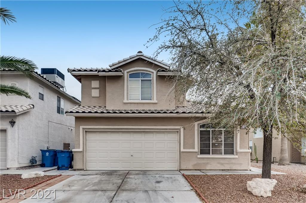 6139 Apple Orchard Drive Property Photo - Las Vegas, NV real estate listing