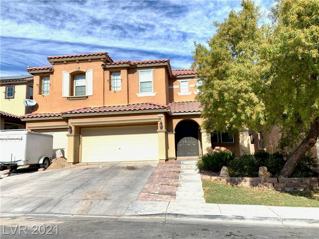 3018 San Niccolo Court Property Photo - North Las Vegas, NV real estate listing
